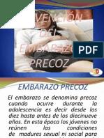 ESTRATEGIAS Y PREVENCIÓN DEL EMBARAZO EN ADOLESCENTES