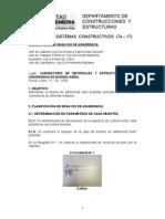 Laboratorio Ensayos de Adherencia Fecha 01-06-09