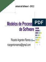 ModelosProcessos - Gestão