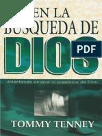En La Busqueda de Dios