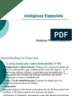 Imunobiológicos Especiais