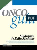 SINDROMES DE FALLA MEDULAR