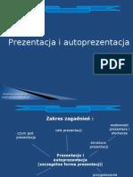 Techniki Prezentacji i Autorezentacji