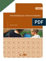 Livro - Instrumetação para o ensino de Geografia