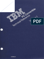 6280655 PC Convertable Technical Reference Volume 1 Feb86