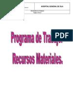 Dx Situacional de RECS MATS 07 Marzo2013