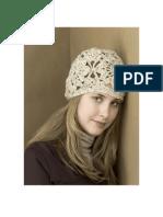 Crochet Squares Hat