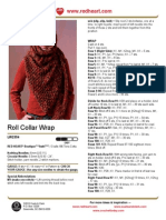 Roll Collar Wrap