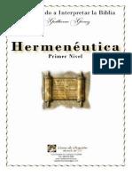 Guillermo Gómez - Aprendiendo a interpretar la Biblia