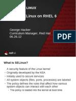 2012 DevDay Lab SELinux Hacker