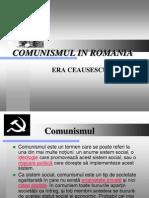 206778345 Comunismul in Romania