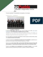 15-02-2014 Sexenio Puebla - Moreno Valle refrenda compromiso con los nuevos alcaldes.pdf