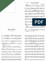 Saxofón alto 1 y 2 y tenor