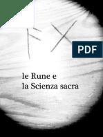 Le Rune e La Scienza Sacra