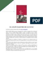 EL GOLPE MAESTRO DE SATANÁS.-