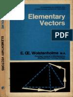 Wolstenholme ElementaryVectors
