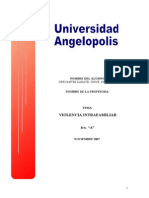 Violencia Intrafamiliar(Investigacion)