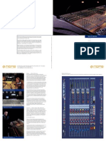 Mixing Guide ,recording, midas conole