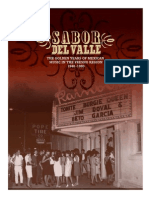 Sabor Del Valle