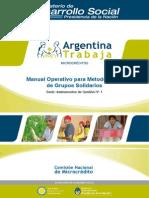 05. Manual de Grupos Solidarios