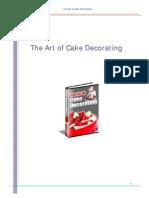 Art of Cake Decorating