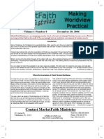 Worldview Made Practical Issue 1-8