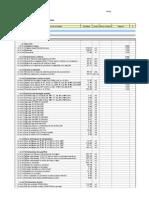 Presupuesto Modelo Residencia Dos Niveles