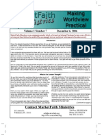 Worldview Made Practical Issue 1-7