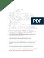SAP Bootcamp Quiz Sd