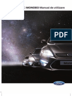 Prezentare Ford Mondeo