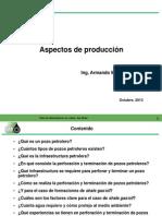 Aspectos de Produccion