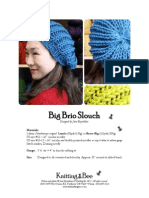 Big Brio Slouch