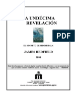 Redfield, James - La Undécima Revelación
