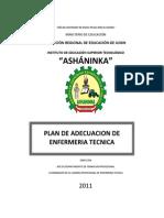 Adecua EnfermeriaTec 2011 Doc
