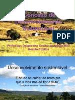 Apresentação Desenvolvimento Sustentável