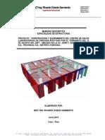 Memoria Estructuras Laboratorio_ Parcona