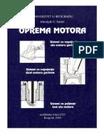 Oprema Motora Tomic