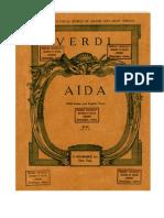 Aida - Complete Score