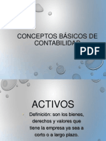 Contabilidad Activos - Pasivos - Patrimonio
