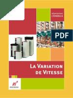 Variation Vitesse