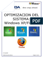 Optimizacion Del Sistema Windows XP-Firefox