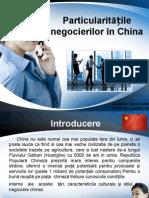 Particularitățile negocierilor în China