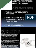 Medidas Antropometricas- Pliegues Cutaneos Alejandro