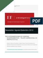 Reportaje e-Strategia Pública (newsletter) 2012