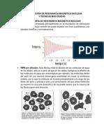ESPECTROSCOPIA DE RESONANCIA MAGNÉTICA NUCLEAR (1)
