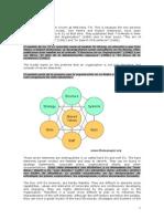 Cultura Organizacional y Estrategia, Mc Kinsey / I.Benavides