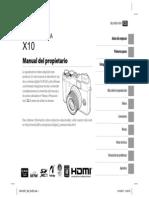 X10 Manual R