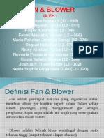 Fan & Blower