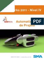 Apostila SolidWorks Nivel IV