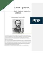 Personajes de La Historia Argentina